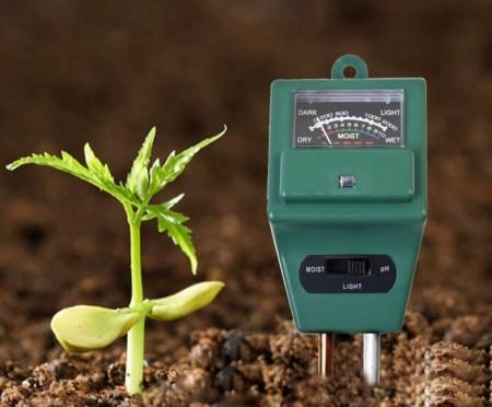 Прибор для измерения pH gjxds