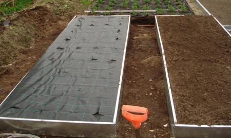 Предпосадочная подготовка почвы