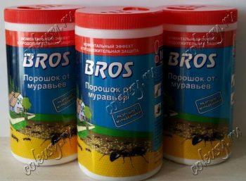 Брос(Bros) препарат против муравьев.