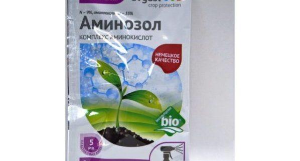 Аминозол для подкормки капусты